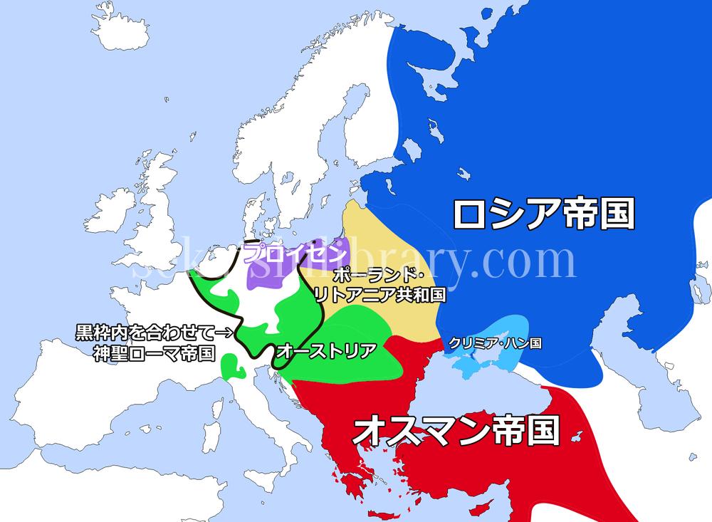 エカチェリーナ2世(大帝)part ...